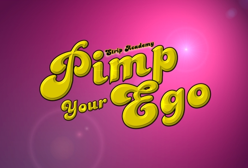 Pimp You Ego - by Strip Academy, Ego-Coach Thomas Hoffmann